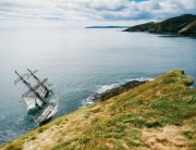 95-year-old-ship-run-aground-off-the-west-coast-of-ireland
