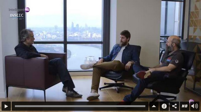 Beyond Solutions Boardroom Video Interview with 3 Beards
