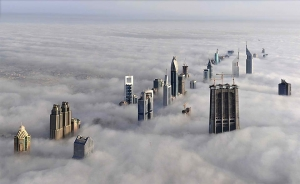 view-from-the-burj-khalifa-skyscraper